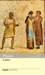 Libro Casina T. Maccio Plauto