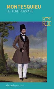 Libro Lettere persiane Charles L. de Montesquieu