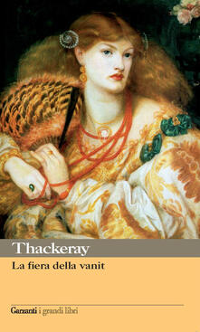 La fiera della vanità - William Makepeace Thackeray - copertina
