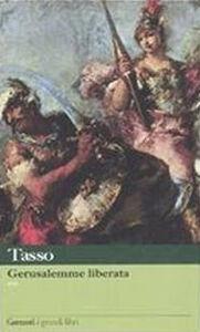 Libro La Gerusalemme liberata Torquato Tasso