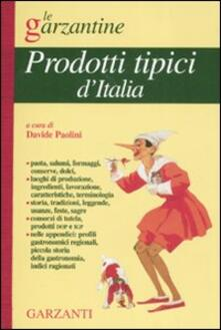Camfeed.it Enciclopedia dei prodotti tipici d'Italia Image