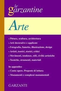 Enciclopedia dell'arte - copertina