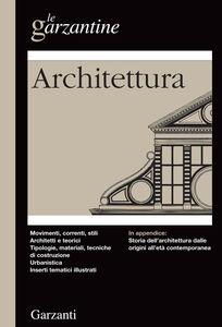 Libro Enciclopedia dell'architettura