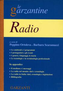 Libro Enciclopedia della radio