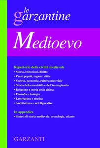 Libro Enciclopedia del Medioevo
