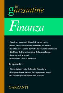 Libro Enciclopedia della finanza