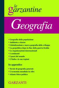 Libro Enciclopedia di geografia