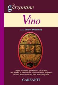 Libro Enciclopedia del vino