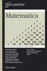 Foto Cover di Enciclopedia della matematica, Libro di  edito da Garzanti Libri