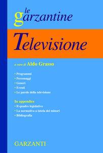 Libro Enciclopedia della televisione