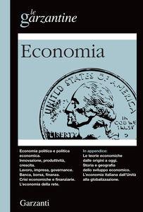 Foto Cover di Enciclopedia dell'economia, Libro di  edito da Garzanti Libri