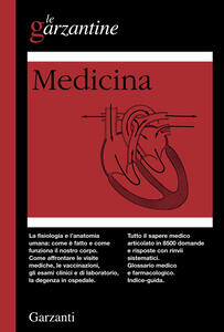 Enciclopedia della medicina - copertina