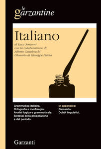Libro Italiano Luca Serianni , Alberto Castelvecchi
