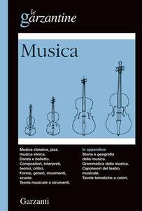 Libro Enciclopedia della musica