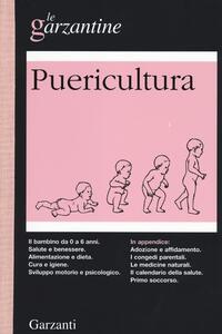 Enciclopedia di puericultura. Il bambino da 0 a 6 anni - copertina
