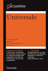 Foto Cover di Enciclopedia Universale, Libro di  edito da Garzanti Libri