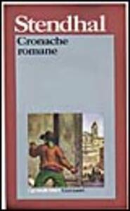 Cronache romane