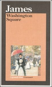 Libro Washington Square Henry James