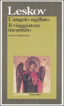 Vastese1902.it L' angelo sigillato-Il viaggiatore incantato Image