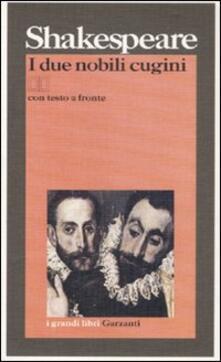 Winniearcher.com I due nobili cugini. Testo inglese a fronte. Ediz. bilingue Image