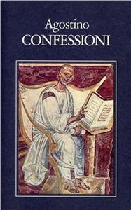 Confessioni. Testo originale a fronte - Agostino (sant') - copertina