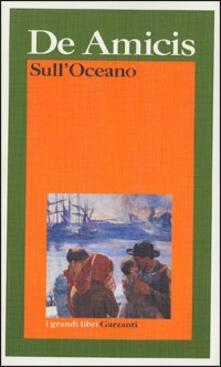 Sull'Oceano - Edmondo De Amicis - copertina