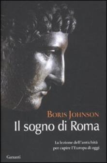 Voluntariadobaleares2014.es Il sogno di Roma Image