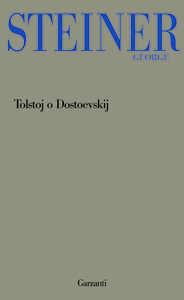 Libro Tolstoj o Dostoevskij George Steiner