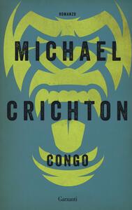 Congo - Michael Crichton - copertina