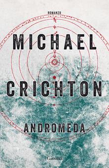Andromeda - Michael Crichton - copertina