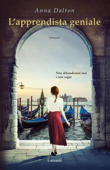 L' apprendista geniale - Anna Dalton - copertina