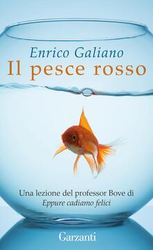 Il Pesce rosso - Enrico Galiano - ebook