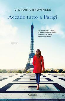 Antondemarirreguera.es Accade tutto a Parigi Image