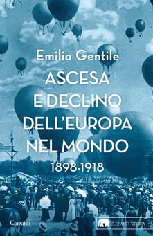 Lpgcsostenible.es Ascesa e declino dell'Europa nel mondo. 1898-1918 Image