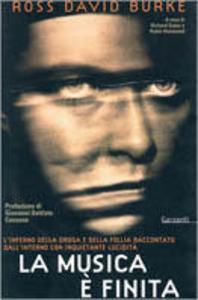 Libro La musica è finita Ross D. Burke