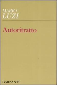 Autoritratto - Mario Luzi - copertina