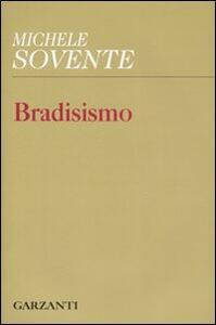 Bradisismo - Michele Sovente - copertina