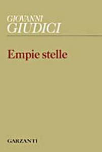 Libro Empie stelle (1993-1996) Giovanni Giudici