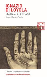 Libro Esercizi spirituali Ignazio di Loyola (sant')