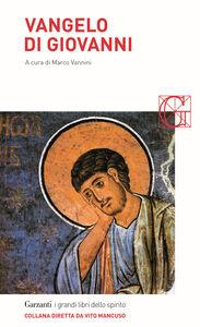 Libro Vangelo di Giovanni