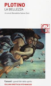 Libro La bellezza Plotino