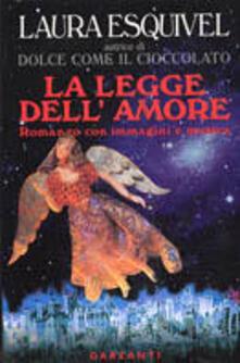 Nicocaradonna.it La legge dell'amore. Con CD Image