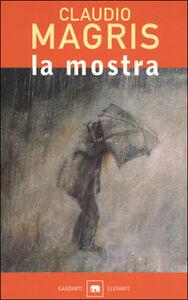 Libro La mostra Claudio Magris