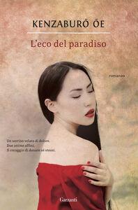Libro L' eco del paradiso Kenzaburo Oe