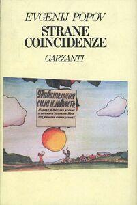 Libro Strane coincidenze Evgenij Popov