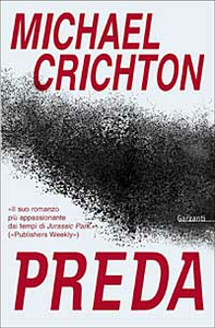 Libro Preda Michael Crichton