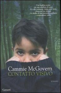 Libro Contatto visivo Cammie McGovern