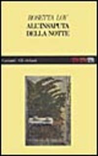 All'insaputa della notte - Loy Rosetta - wuz.it