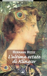 Libro L' ultima estate di Klingsor Hermann Hesse