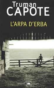 Libro L' arpa d'erba Truman Capote